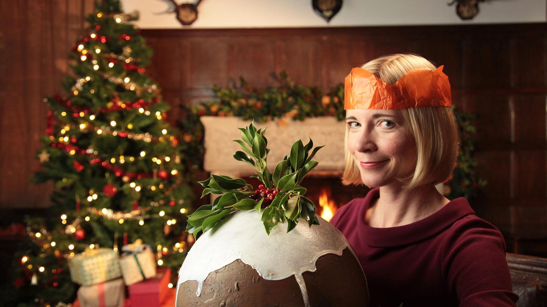 Lucy Worsley's 12 Days of Tudor Christmas