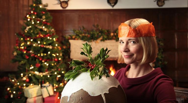 Lucy Worsley's 12 Days of Tudor Christmas: Lucy Worsley's 12 Days of Tudor Christmas