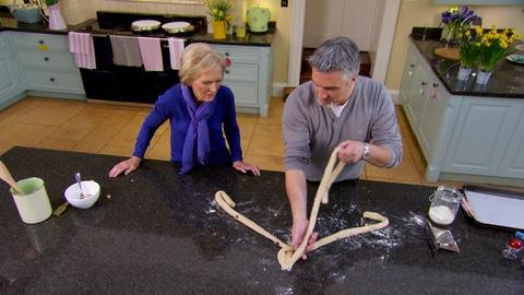 The Great British Baking Show -- Easter Masterclass Special Preview
