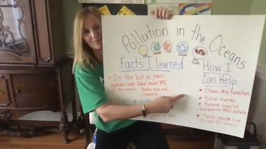 Let's Make a Research Poster! - Sharon Kernan - Fourth Grade