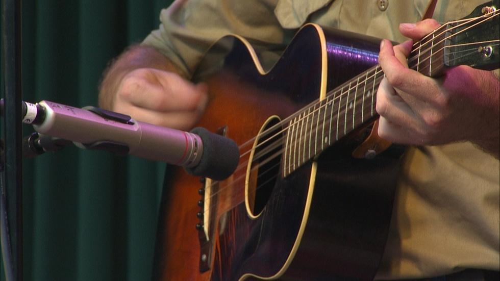 Poor Benny / Hogslop String Band image