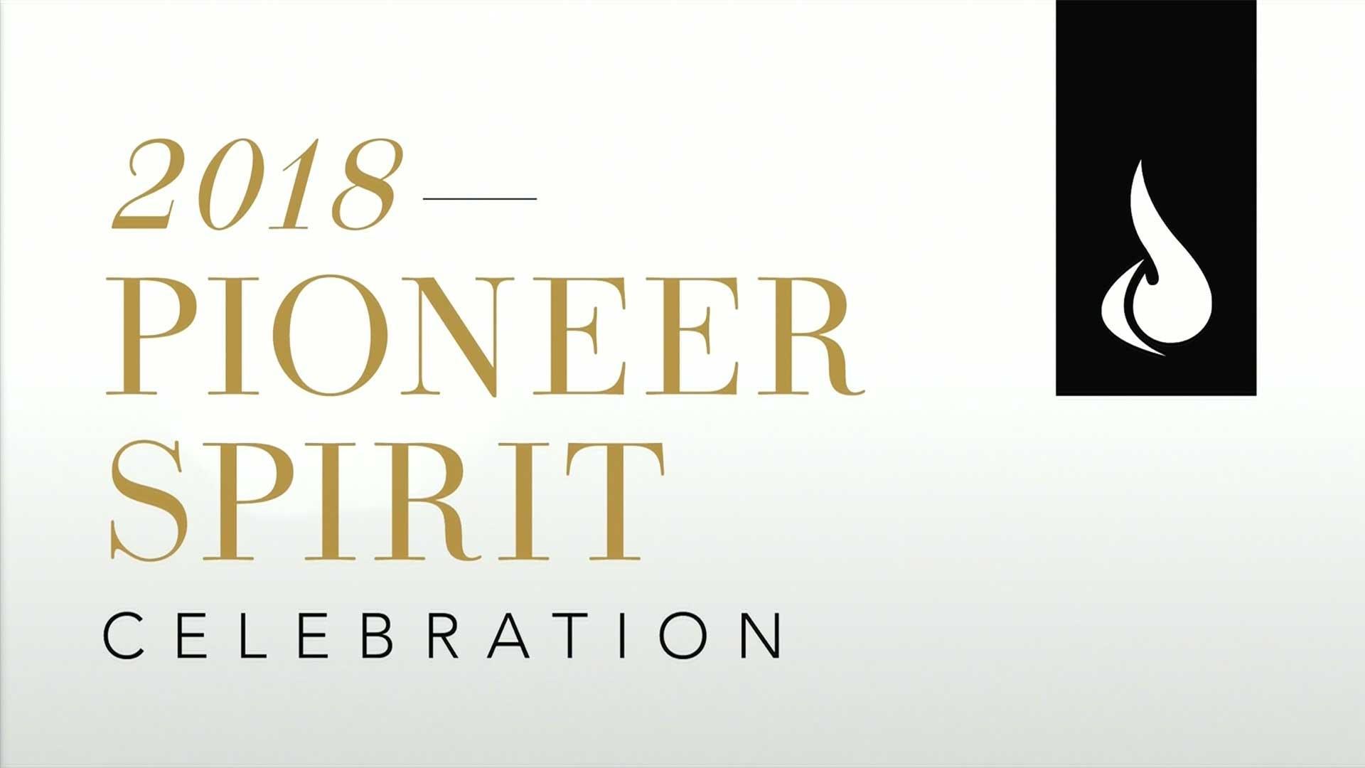 Pioneer Spirit Celebration