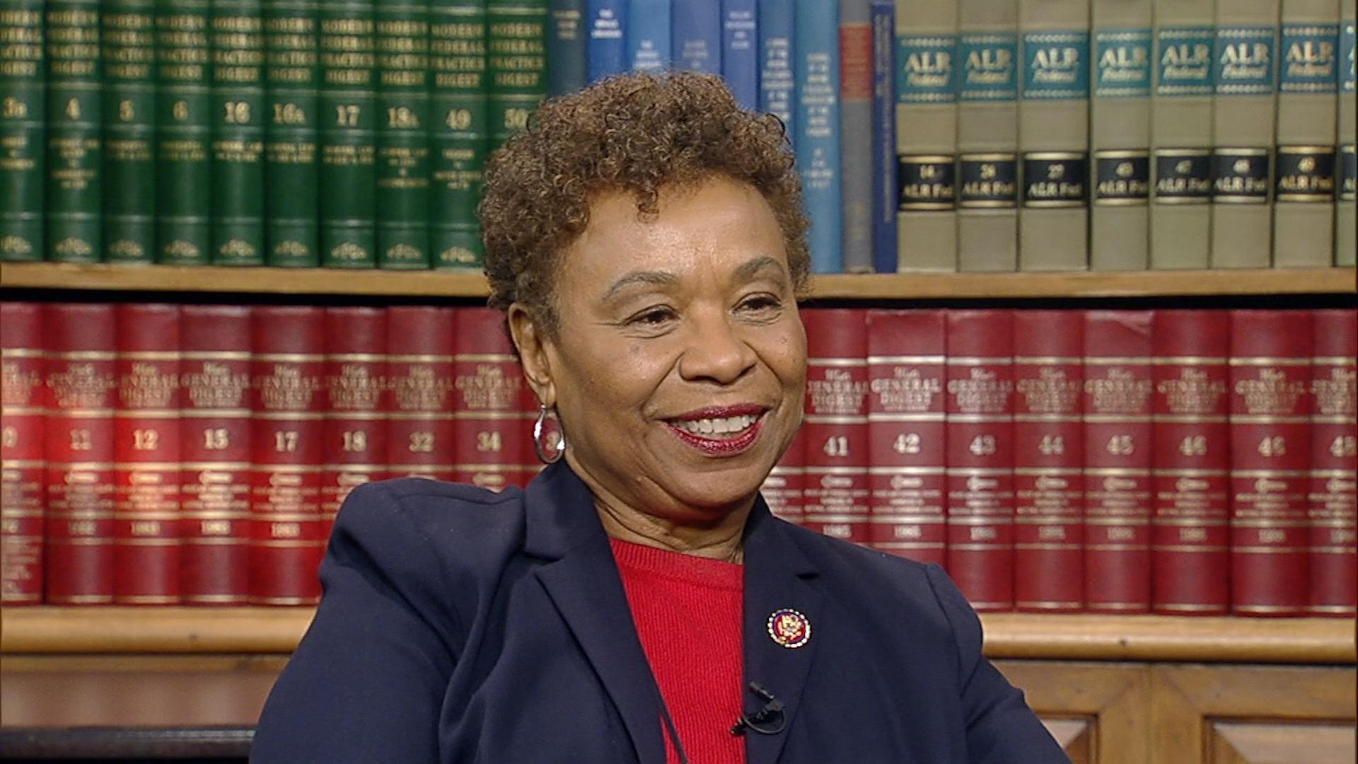 Woman Thought Leader: Rep. Barbara Lee (D-CA)