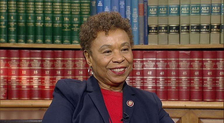 To The Contrary: Woman Thought Leader: Rep. Barbara Lee (D-CA)