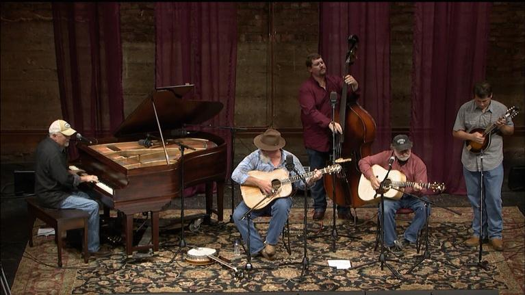 Song of the Mountains: Jeff Little Trio with Wayne Henderson