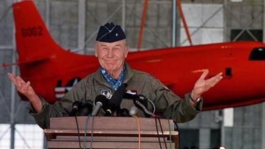 First person to break the sound barrier dies at 97