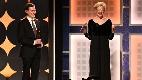 Great Performances -- Annette Bening's Acceptance Speech