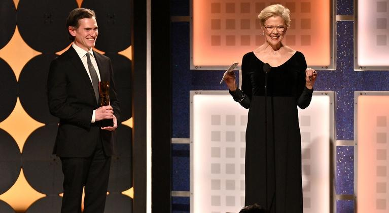 Great Performances: Annette Bening's Acceptance Speech