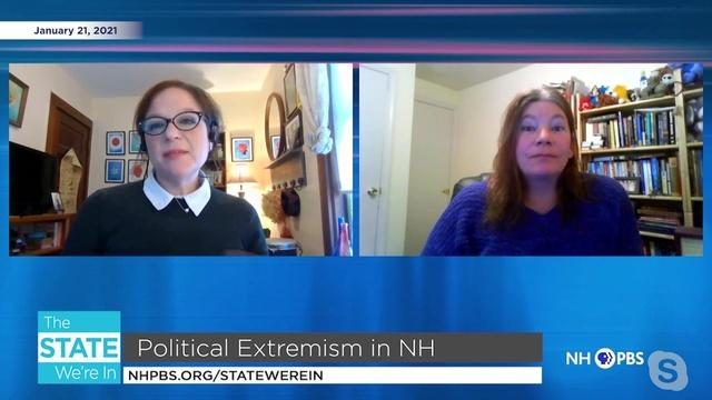 1/21/21 - Political Extremism in NH