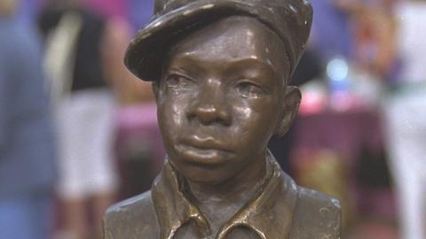 "Antiques Roadshow -- S21 Ep22: Appraisal: 1929 Augusta Savage ""Gamin"" Sculpture"