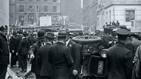 American Experience -- The Bombing of Wall Street