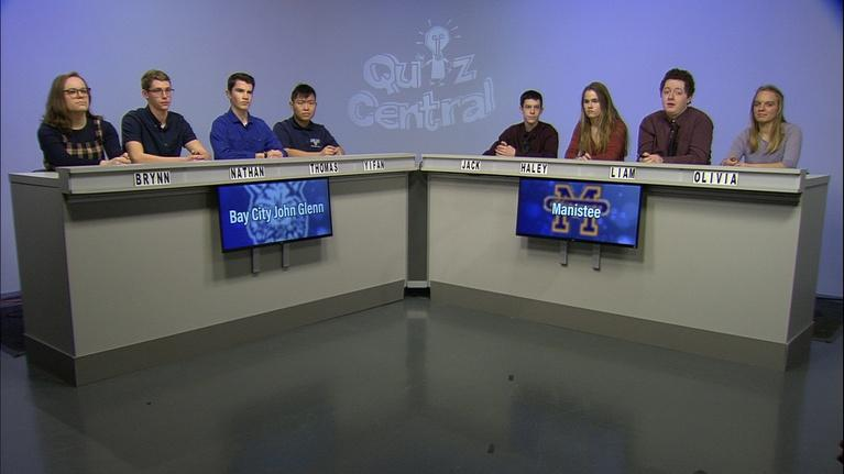 Quiz Central: Bay City John Glenn vs. Manistee