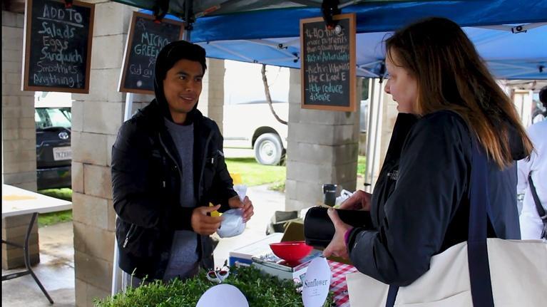 byYou Exploration: Vineyard Farmers Market in Fresno