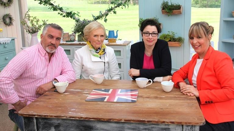 Arizona PBS Previews: Great British Baking Show : 503