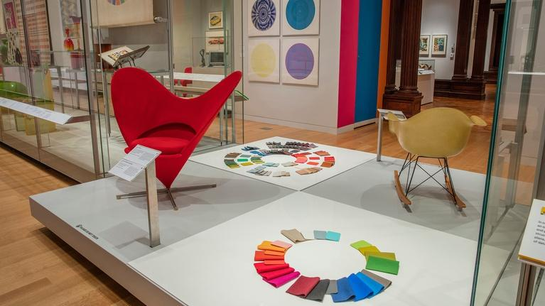 NYC-ARTS: NYC-ARTS Choice: Saturated: the Allure and Science of Color