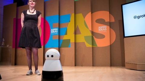 Aspen Ideas Festival -- The Future of Human-Robot Interaction
