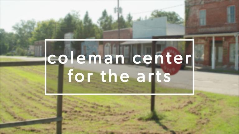 Monograph: Coleman Center for the Arts
