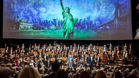 Great Performances -- Ellis Island: The Dream of America with Pacific Symphony
