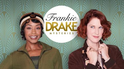 Frankie Drake Mysteries with THIRTEEN Passport