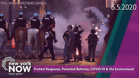 S2020 E23: Protest Response, Reforms, COVID-19 & the Environment