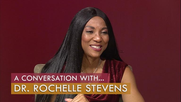 Conversation With . . .: A Conversation with Dr. Rochelle Stevens