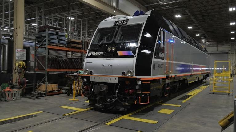 NJTV News: NJ Transit hits federal deadline for positive train control