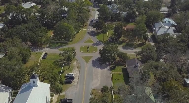 Local Routes: Saving The Apalachicola Squares