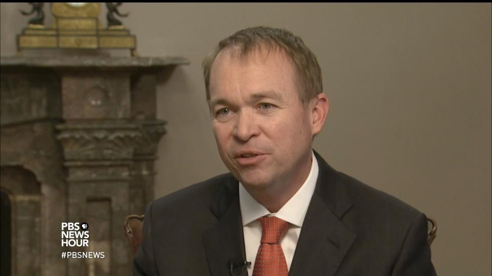 Mulvaney: Trump tax plan benefits middle class, businesses image
