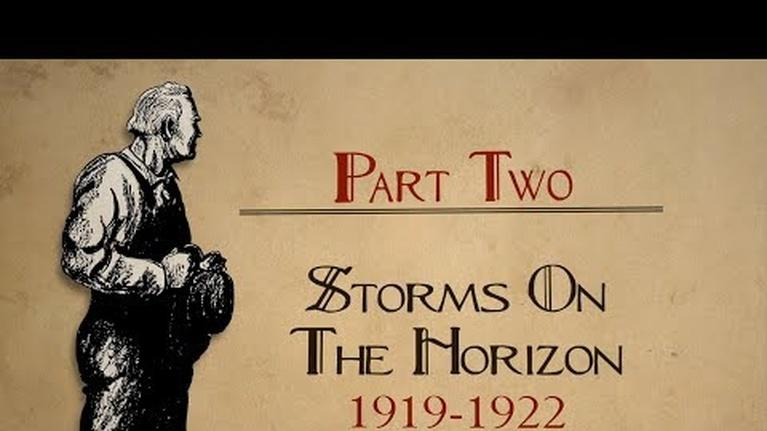 The Rise And Fall Of The Nonpartisan League: Part 2: Storms On The Horizon