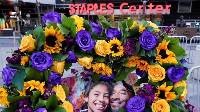 PBS NewsHour: In Los Angeles, 20,000 gather to honor Kobe, Gianna Bryant