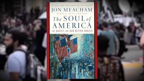 MetroFocus -- HISTORIAN JON MEACHAM