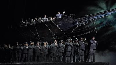 Great Performances   GP at the Met: Der Fliegende Holländer