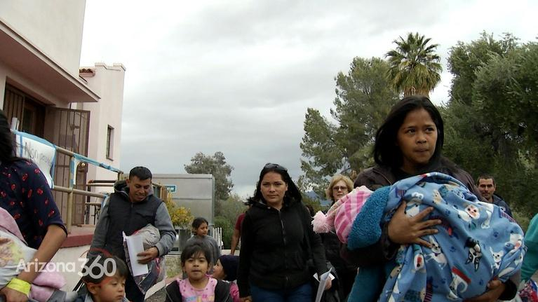 Arizona 360: UA Coach Sumlin;Drought Plan Update;Migrant Shelter