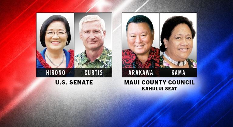 Insights on PBS Hawaiʻ'i: U.S. Senate / Maui County Council – Kahului