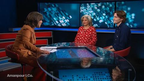 Amanpour and Company -- Jack Harries and Farhana Yamin Discuss Climate Activism