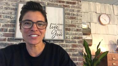 Be Here, Be YOU, Be Connected -Alisha De Lorenzo-Sixth Grade
