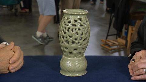 Antiques Roadshow -- S21 Ep15: Appraisal: Ming Dynasty Chinese Celadon Lantern