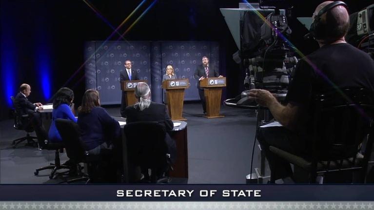 AETN Debates: Secretary of State