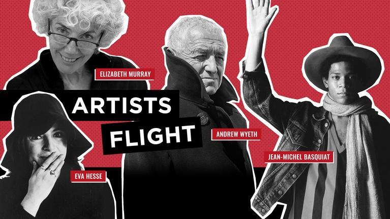 American Masters: Artists Flight Series Promo