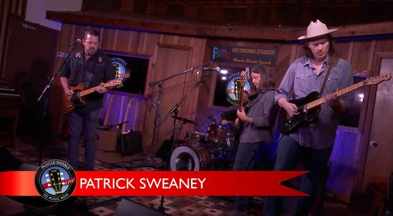 Muscle Shoals to Music Row: Patrick Sweaney