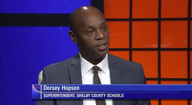 Behind the Headlines: Outgoing SCS Superintendent Dorsey Hopson