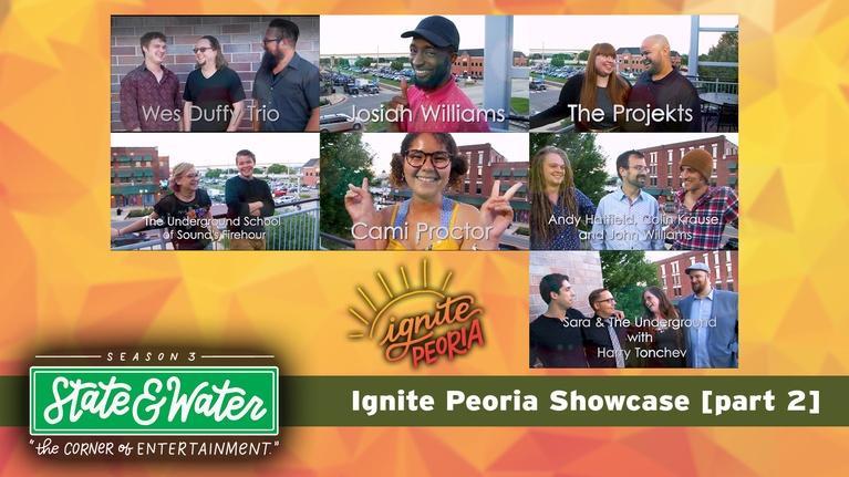 State & Water: S03 E16: Ignite Peoria [part 2]