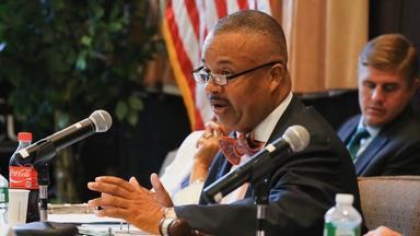 NJ Congressman Donald Payne, Jr. on Pasta & Politics