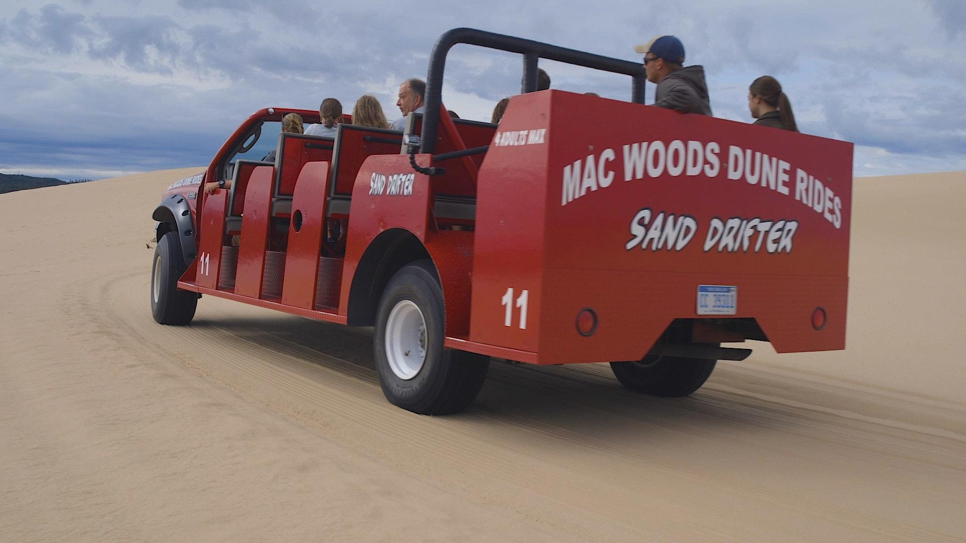 Mears: Mac Wood's Dune Rides