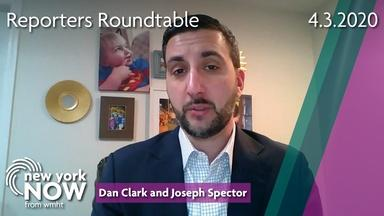 Reporters Roundtable: New York COVID-19 Updates