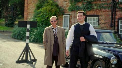 Grantchester -- Behind the Scenes of Season 5