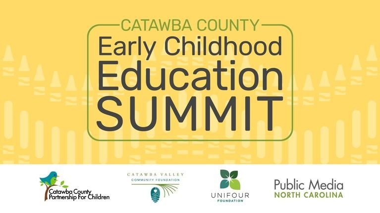 UNC-TV Live Streaming Events: Catawba Early Childhood Education SUMMIT