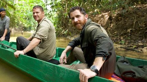 Expedition -- Steve and Aldo: Two Friends Stepping into the Unknown