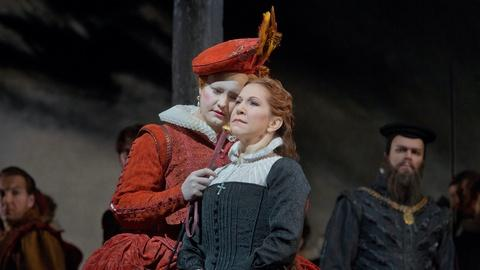 Great Performances -- GP at the Met: Maria Stuarda