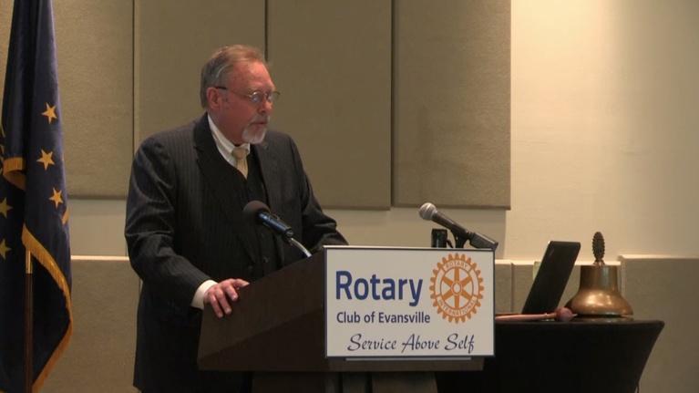 Evansville Rotary Club: Regional Voices: Ed Robinson, TPG Marine